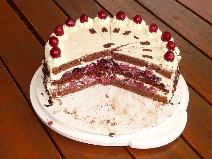 torta della foresta nera