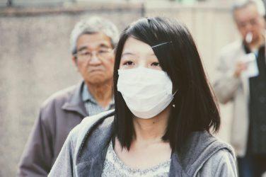 cinesi mascherine