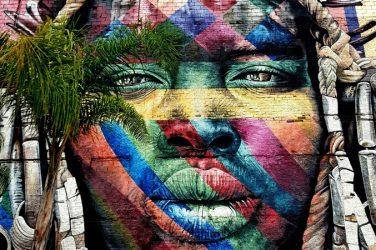 città americane street art