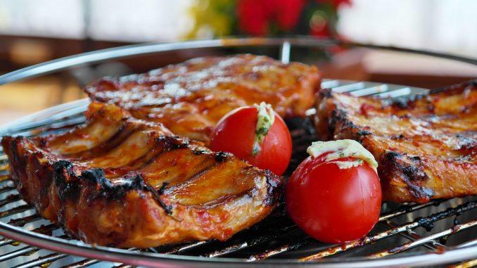 cibo americano barbecue