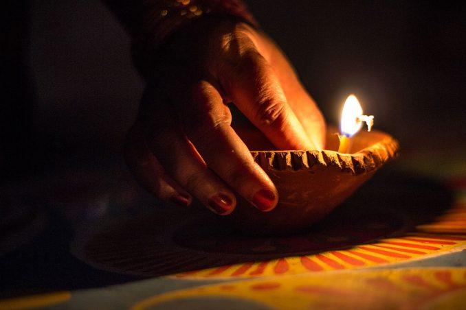 festa indiana diwali