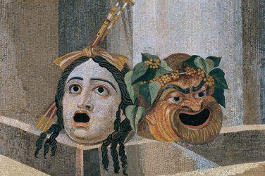 maschere greche 3