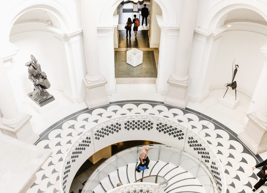 musei di londra tate britain