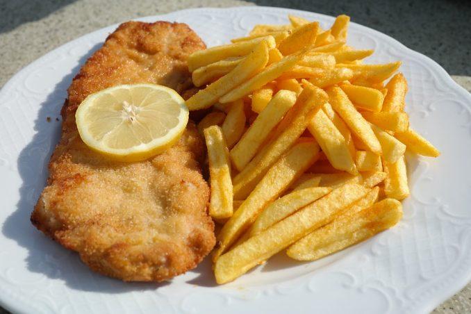 schnitzel piatti tipici tedeschi