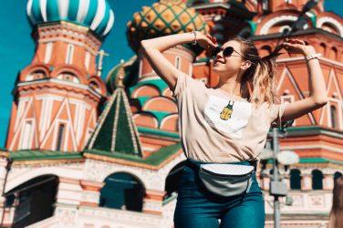 ragazza erasmus in russia