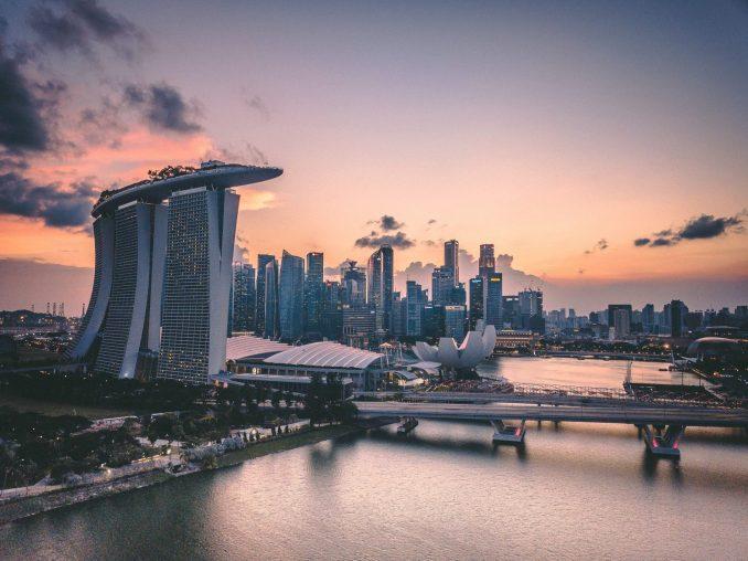 Singapore città