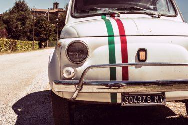 stereotipi sugli italiani fiat