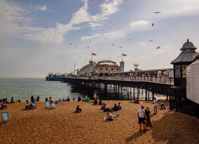 Brighton imparare l'inglese all'estero