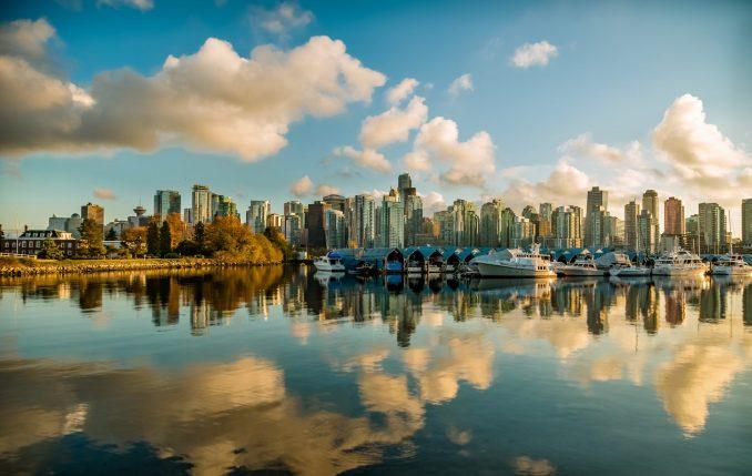 Inglese all'estero Vancouver