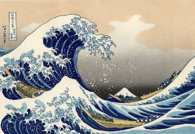 onde hokusai