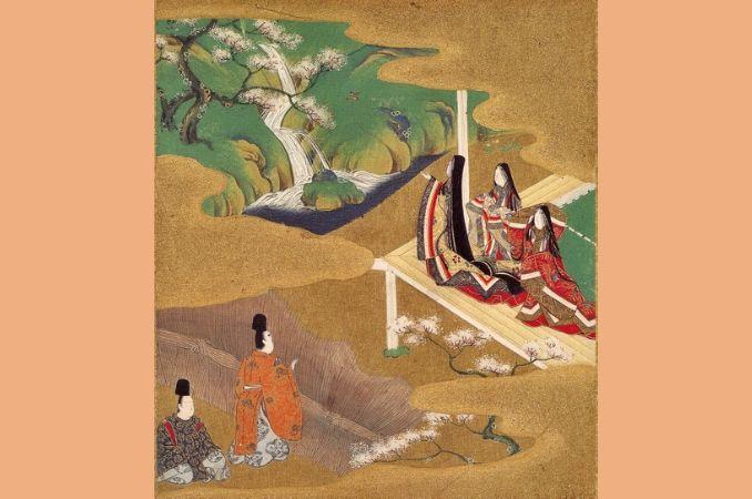 arte giapponese yamato-e