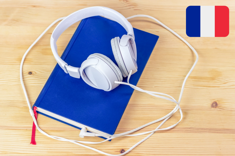 audiolibri in francese