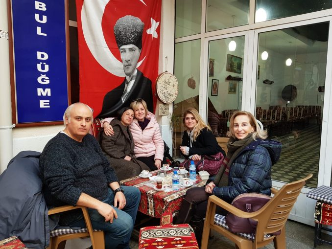colleghi in turchia
