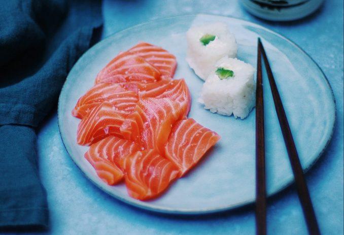 sashimi piatti tipici giapponesi