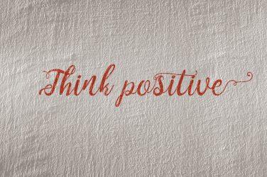 restare positivi