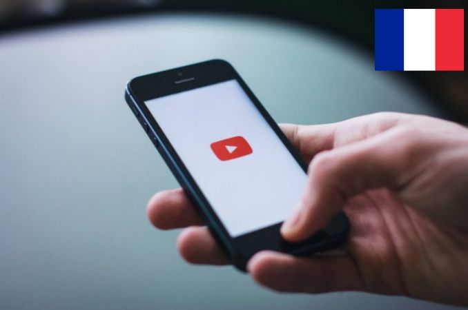 youtube imparare francese