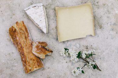 baguette e formaggio
