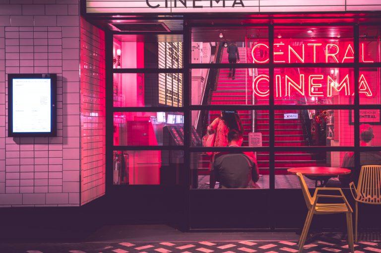 cinema film in tedesco