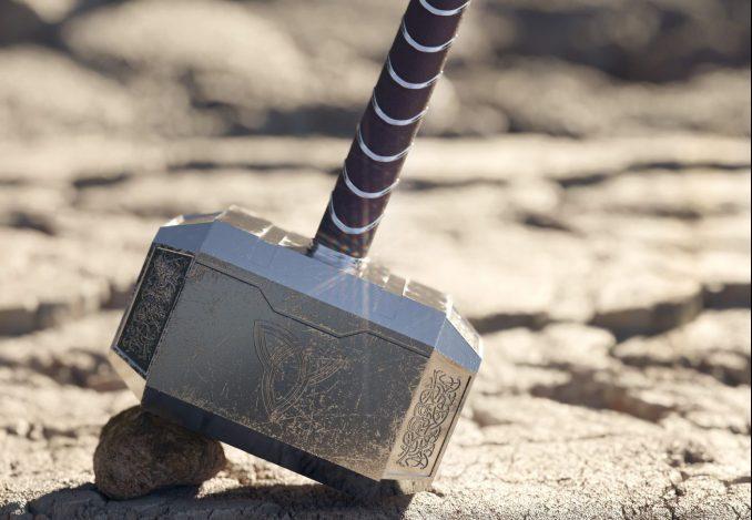 leggende nordiche martello di thor