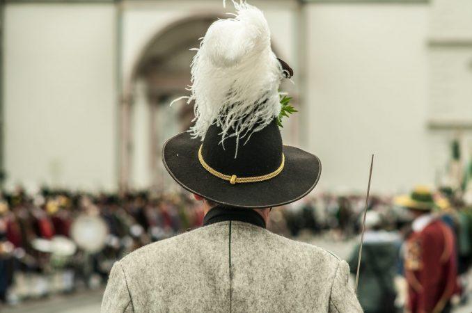 curiosità austria vestiti