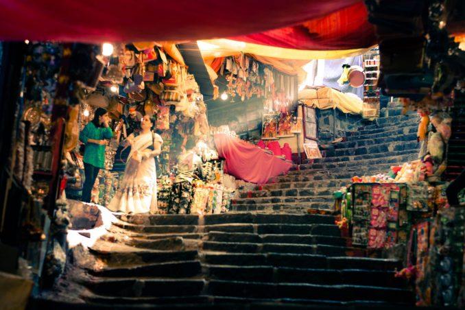 mercato india
