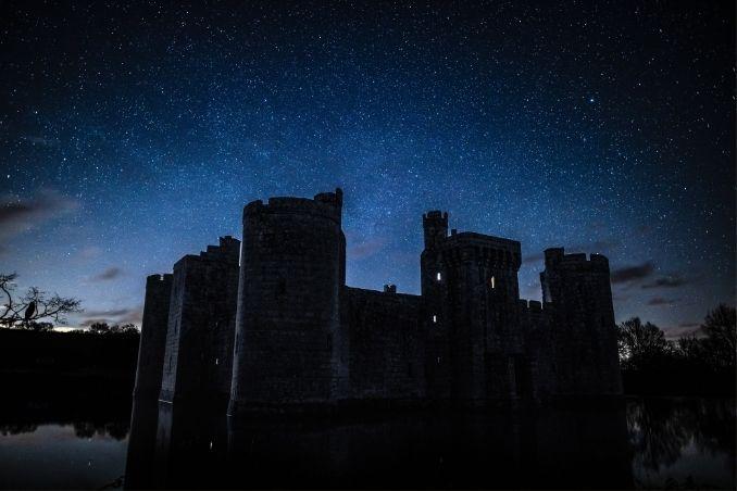 castelli medievali in europa bodiam