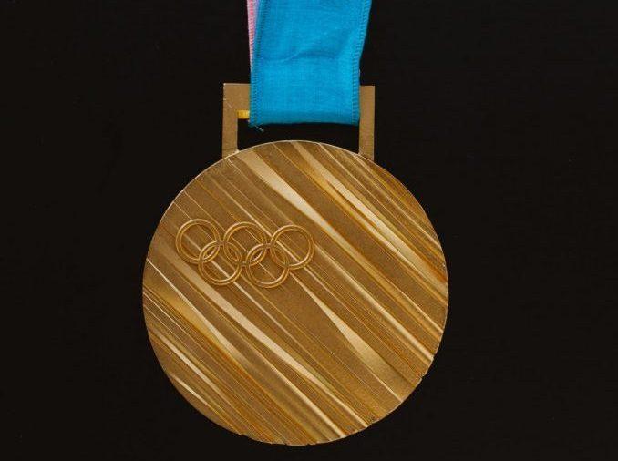 medaglia olimpica