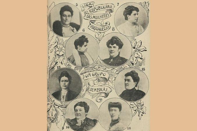 Donne portoghesi nella storia