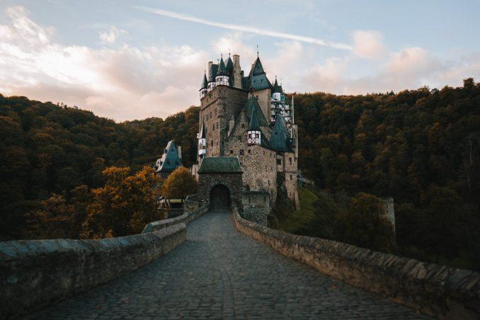 castello medievale di eltz