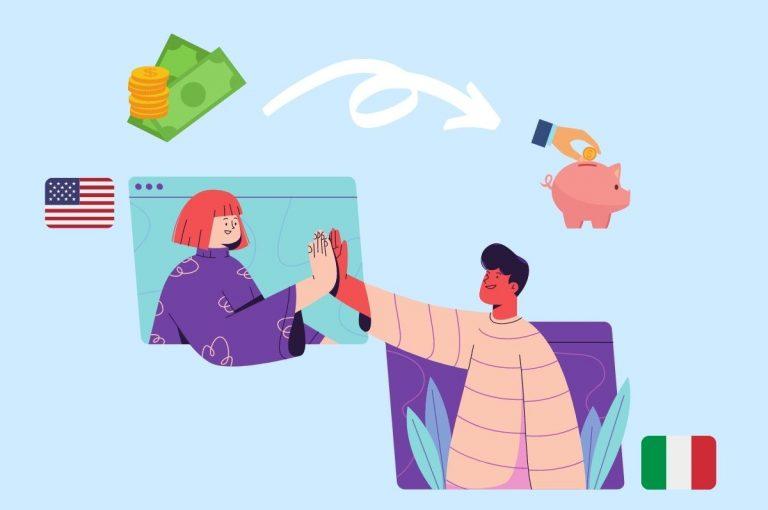 inviare soldi all'estero