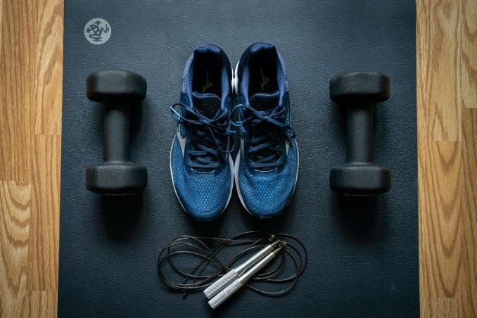 allenarsi a casa