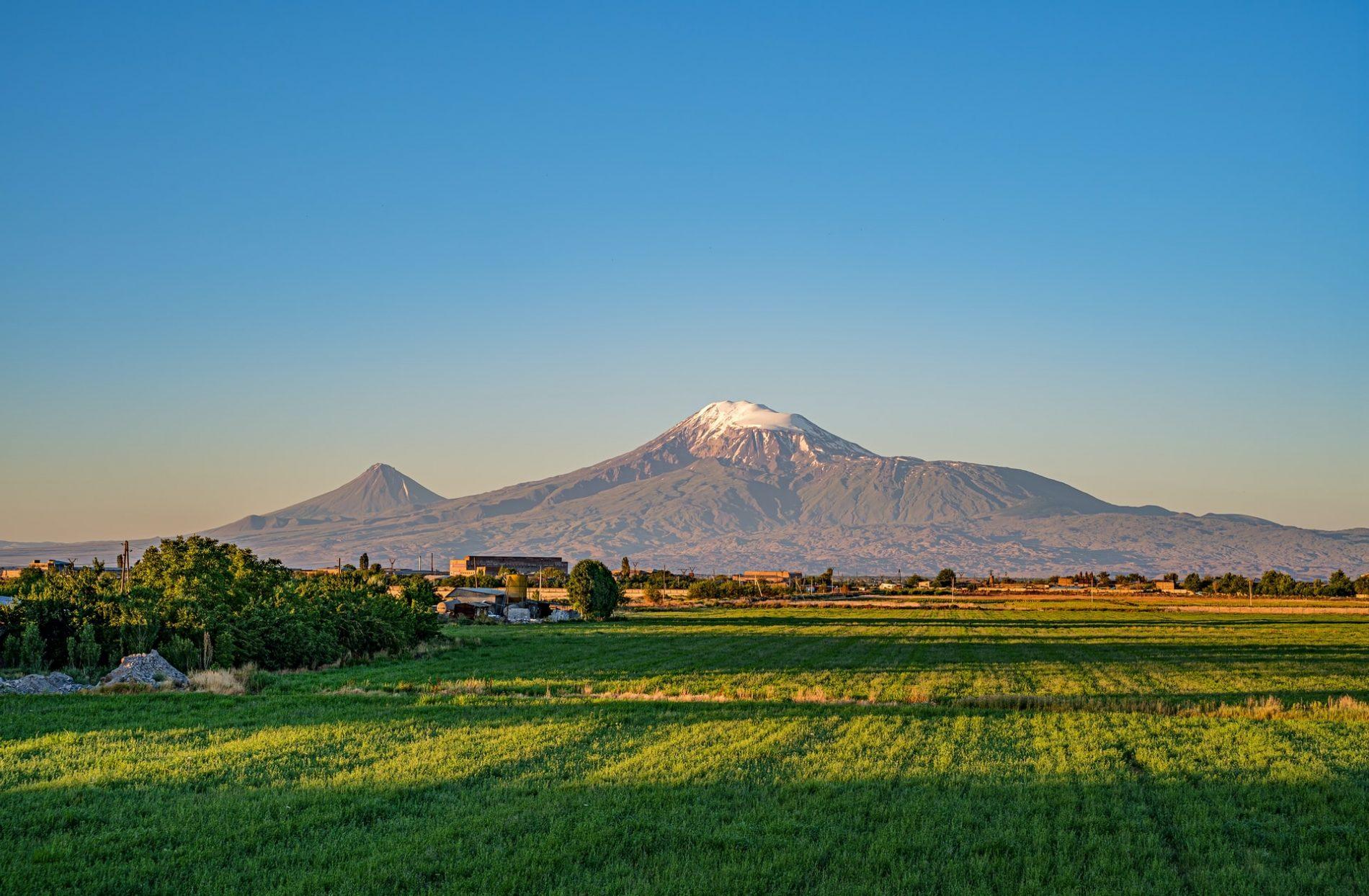 Monte Ararat Turchia