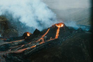 islande vulcani attivi in Europa