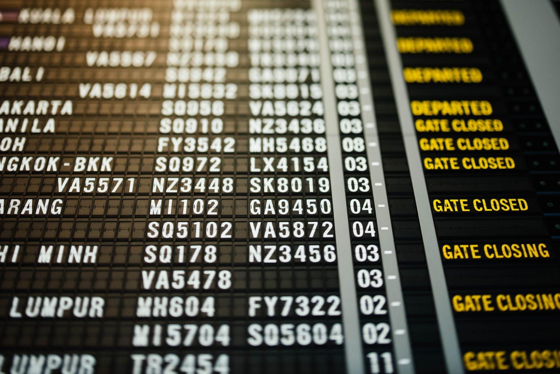 viaggio sicuro orari aeroporto