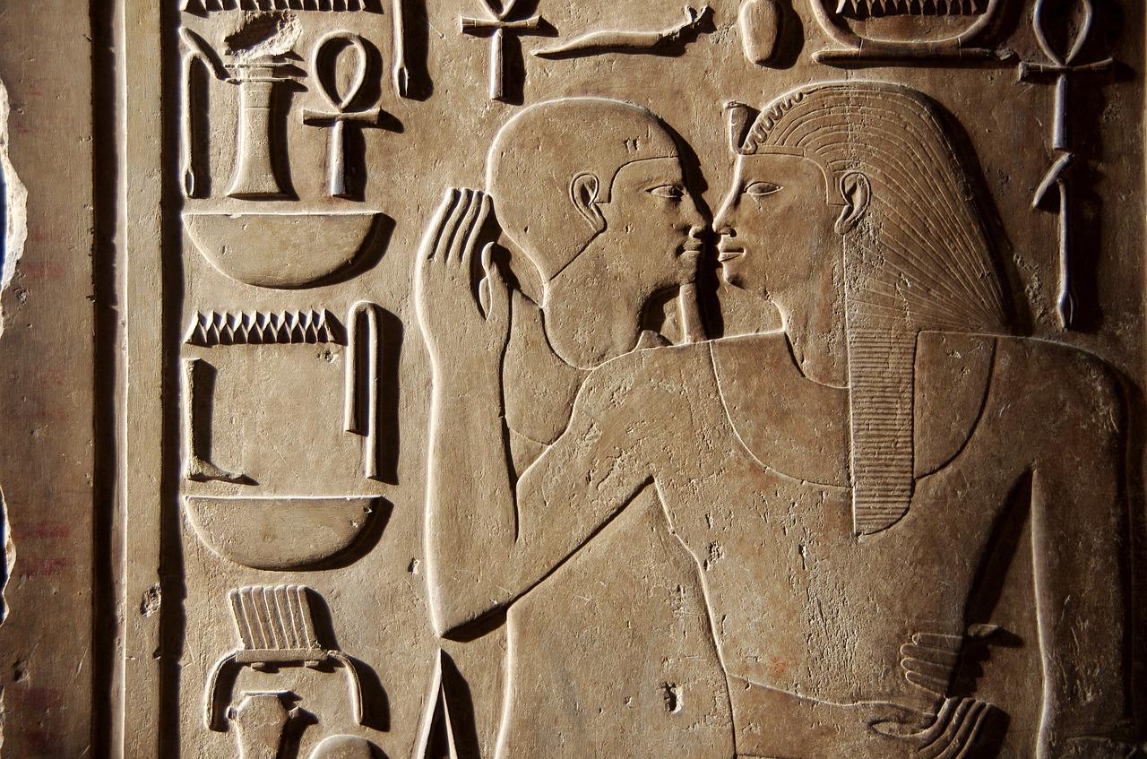 scrittura egizia geroglifici