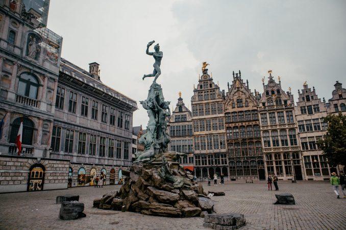 belgio città anversa