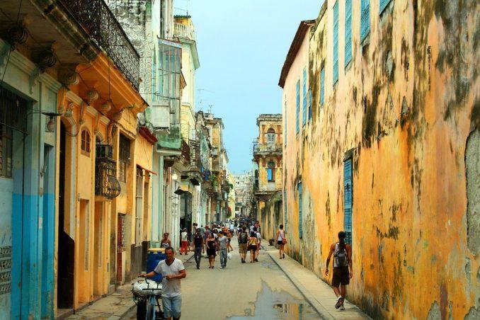 viaggiare da soli mete cubaù