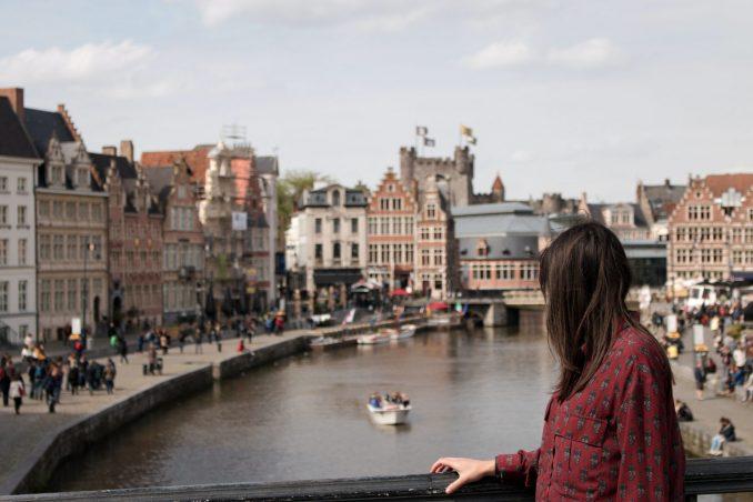città del belgio gand