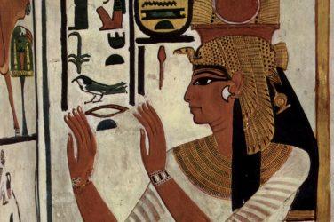 scrittura egizia