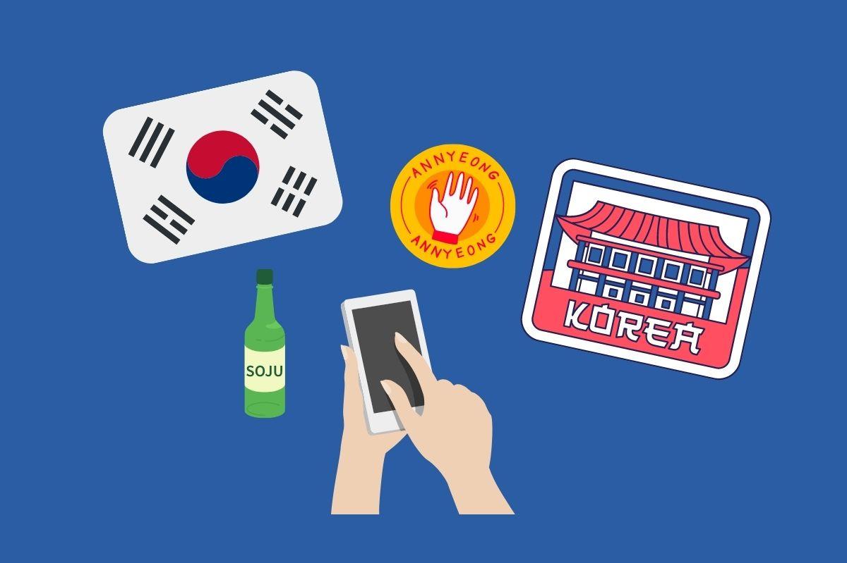 imparare il coreano con le app