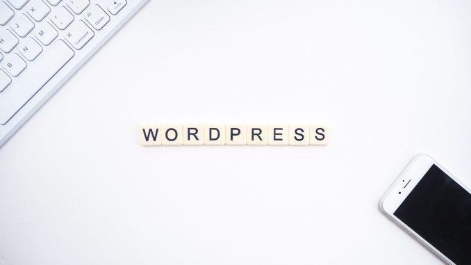 corso online wordpress