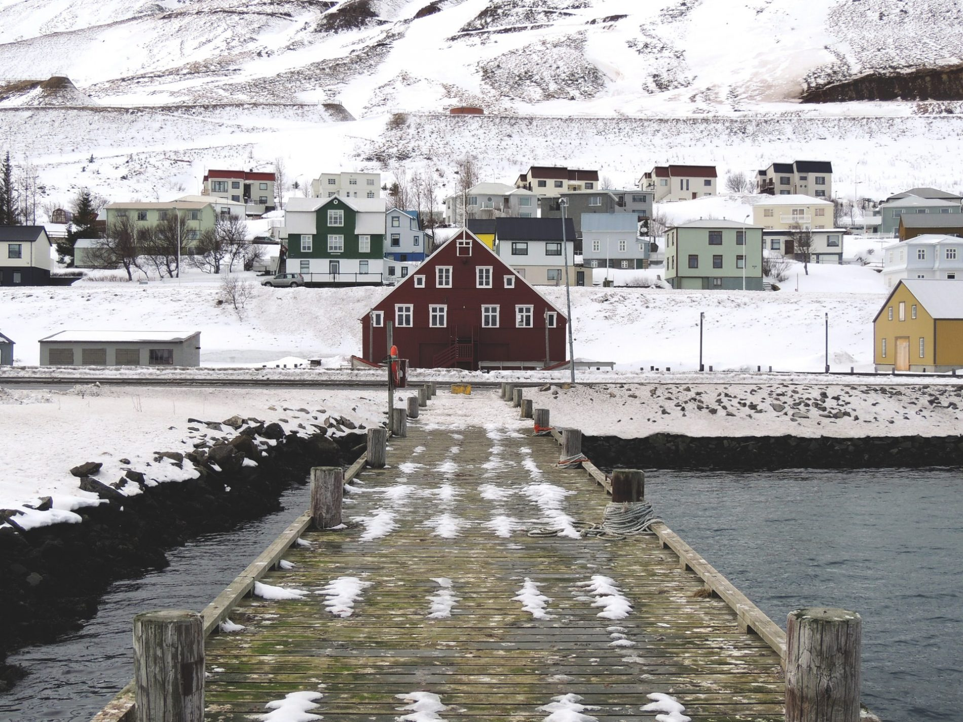 cosa vedere in islanda Siglufjörður