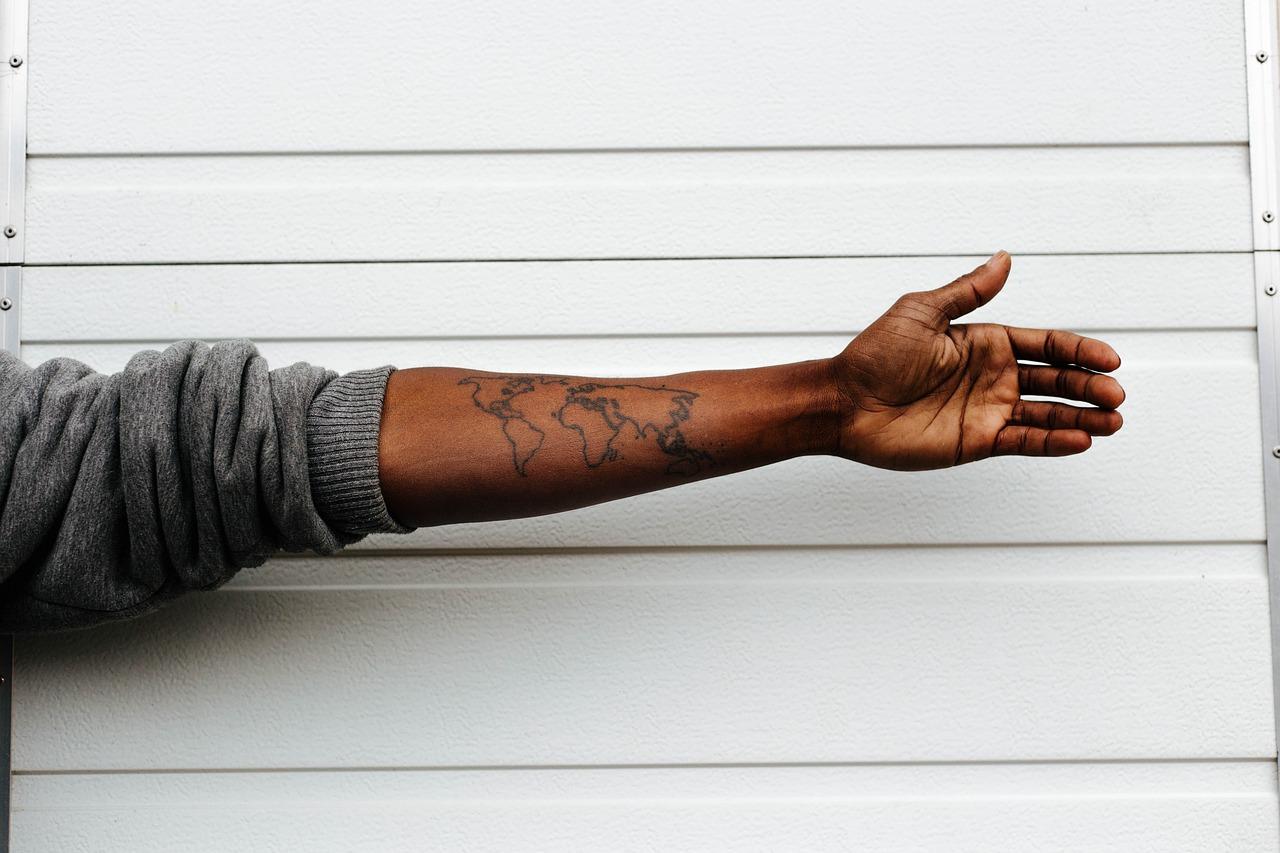 tatuaggi viaggiare tattoo viaggio