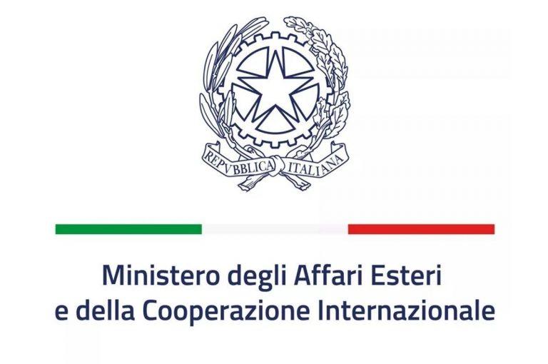 ministero esteri cooperazione internazionale