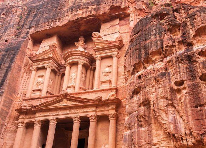 viaggiare da soli mete giordania