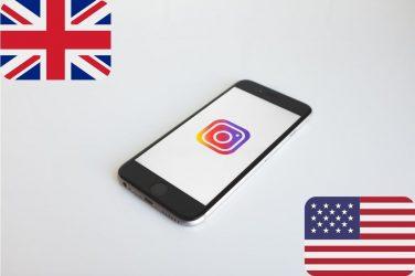 profili instagram da seguire per imparare l'inglese