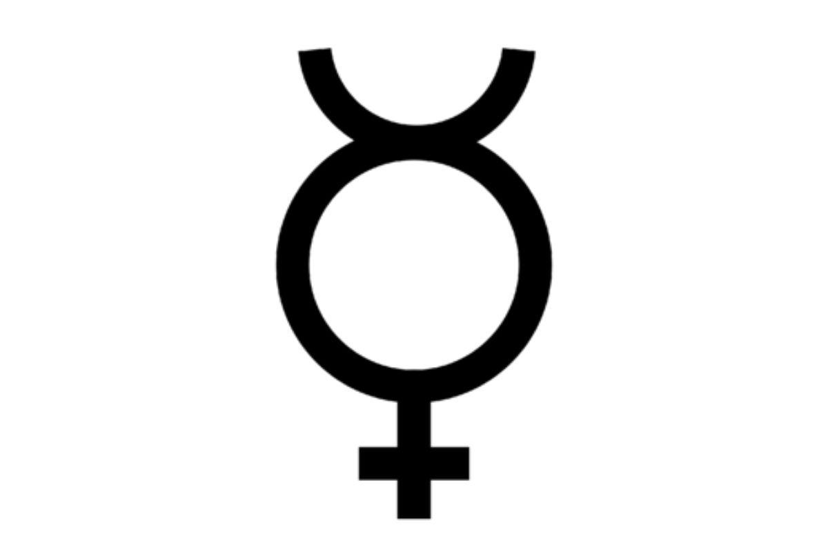simboli alchemici mercurio