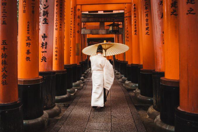 simboli giapponesi torii