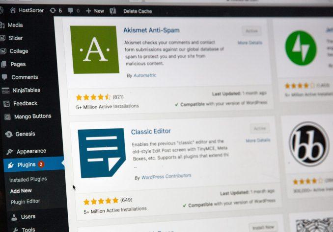 imparare a usare wordpress
