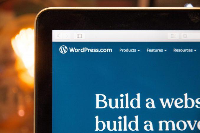 wordpress corso